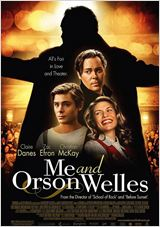 Me And Orson Welles : Affiche