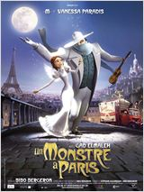 Un monstre à Paris : Affiche