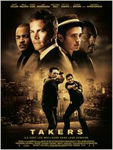 Takers : Affiche
