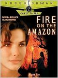 Fire on the Amazon : Affiche