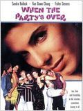 When the Party's Over : Affiche