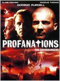 Profanations : Affiche