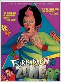 Forbidden Zone : Affiche