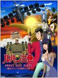 Lupin III ~Douce nuit perdue~ : Affiche