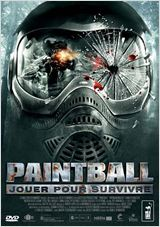 Paintball : Affiche