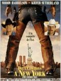 Deux Cowboys à New York : Affiche
