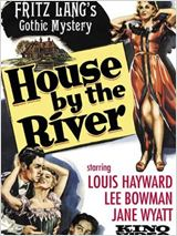The House by the River : Affiche