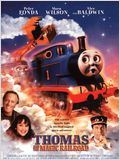 Thomas and the Magic Railroad : Affiche