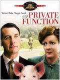 A Private Function : Affiche