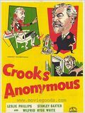 Crooks anonymous : Affiche