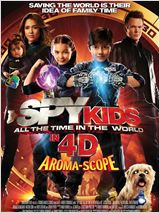 Spy Kids 4: All the Time in the World : Affiche
