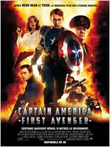Captain America : First Avenger : Affiche