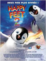 Happy Feet 2 : Affiche