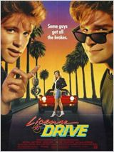 License to drive : Affiche