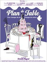 Plan de table : Affiche