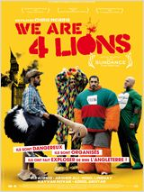 We Are Four Lions : Affiche