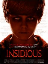 Insidious : Affiche