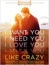 Like Crazy : Affiche