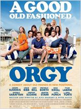 A Good Old Fashioned Orgy : Affiche