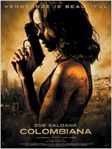 Colombiana : Affiche