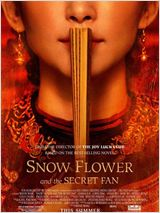 Snow Flower and the Secret Fan : Affiche