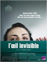 L'Oeil invisible : Affiche