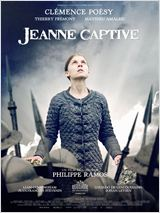 Jeanne Captive : Affiche