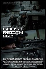 Ghost Recon Alpha : Affiche
