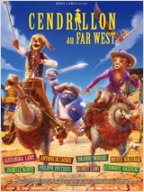 Cendrillon au Far West : Affiche