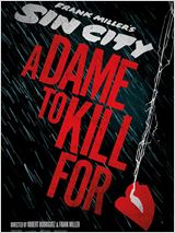 Sin City 2 : A Dame to Kill For : Affiche