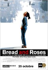 Bread and Roses : Affiche