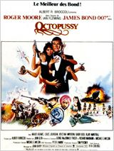 Octopussy : Affiche
