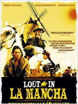 Lost in La Mancha : Affiche