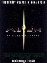 Alien, la résurrection : Affiche