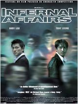 Infernal affairs : Affiche