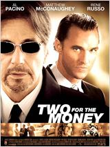 Two for the Money : Affiche