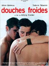 Douches froides : Affiche
