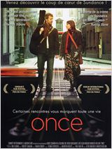 Once : Affiche