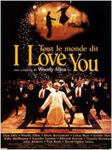 Tout le monde dit I love you : Affiche