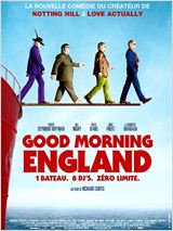 Good Morning England : Affiche
