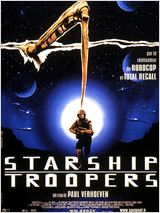 Starship Troopers : Affiche