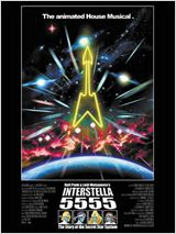 Interstella 5555 : Affiche