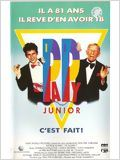 Papy junior : Affiche