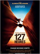 127 heures : Affiche