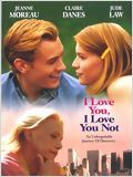 I Love You, I Love You Not : Affiche