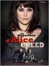La Disparition d'Alice Creed : Affiche