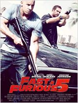 Fast and Furious 5 : Affiche