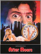 After Hours : Affiche
